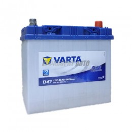 АКБ  VARTA Blue Dynamic 60 А/ч 560410 о.п..выс D47