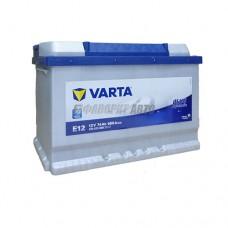 АКБ  VARTA Blue Dynamic 74 А/ч 574013 п.п.Е12