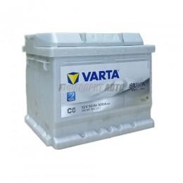 АКБ  VARTA Silver Dynamic 52 А/ч 552401 о.п. C6 #