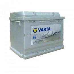 АКБ  VARTA Silver Dynamic 63 А/ч 563401 п.п.  D39  #