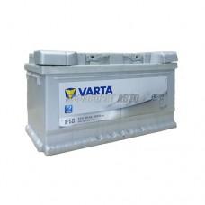 АКБ  VARTA Silver Dynamic 85 А/ч 585200 о.п. F18