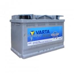 АКБ  VARTA Start-Stop Plus 70 А/ч 570901 о.п.  E39  #