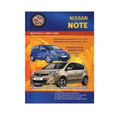 Л Nissan Note с 2005г. (лев.и прав.руль)  Б(1,4 ;1,6) Д (1,5)  @