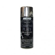 Краска-спрей ABRO 317 премиум хром