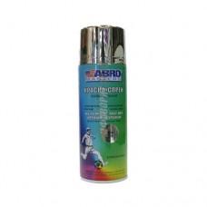 Краска-спрей ABRO MASTERS (хром) SP-029-AM