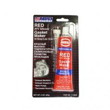 Герметик прокладок ABRO MASTERS (красный) 85 г 11-АВ-СН