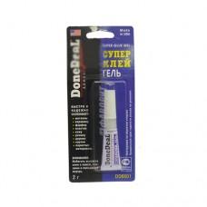 Клей-супер Done Deal гель   2г    DD-6601