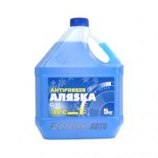 Антифриз АЛЯСКА -40 blue G11 ГОСТ   5кг   арт.5531