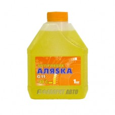 Антифриз АЛЯСКА -40 yellow G11 ГОСТ   1кг   арт.5369