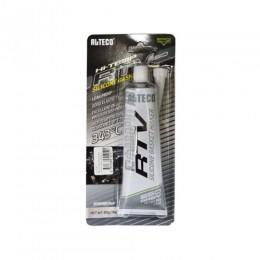Высокотемпературный силиконовый герметик прокладок ALTECO 85 гр.серый