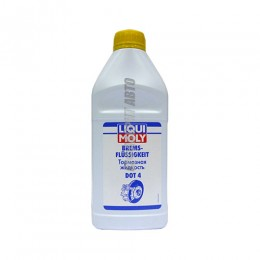 Т/ж  LiquiMoly  Bremsenflussigkeit  DOT-4 (1л)
