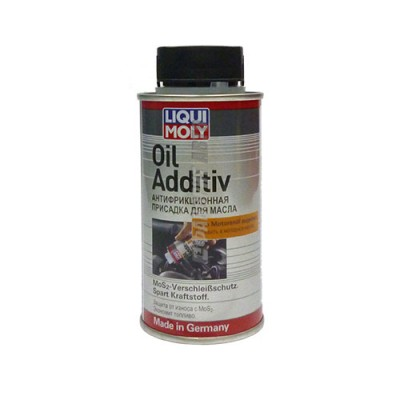 Присадка с дисульфидом молибдена в моторное масло Oil Additiv LiquiMoly, 0,125