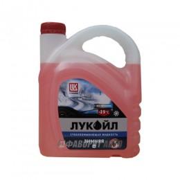 Стеклоом. жид-ть ЛУКОЙЛ   -25 С (барбарис) 4 л.