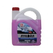 Стеклоом. жид-ть ЛУКОЙЛ   -10 С (бабл гам) 4 л.