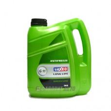 Антифриз  LUXE GREEN LINE G11 (зеленый)  3 л. арт.695