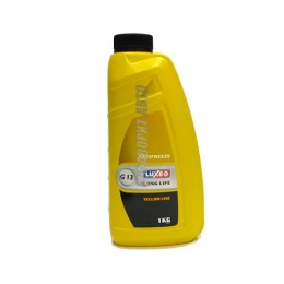 Антифриз  LUXE YELLOY LINE G13  (желтый)  1л. арт.697
