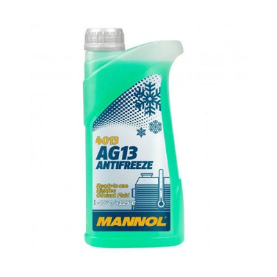 Антифриз MANNOL  AG13 ( Hightec)  1 л. зеленый  #