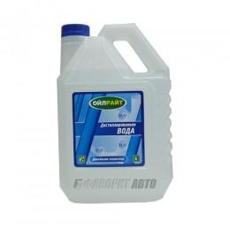 Дистиллированная вода OIL RIGHT  5л. арт.5513