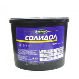 Смазка OIL RIGHT солидол жировой 5кг.арт.6049