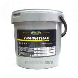 Смазка OIL RIGHT графитная (ведро) 9,5 кг. арт.6089