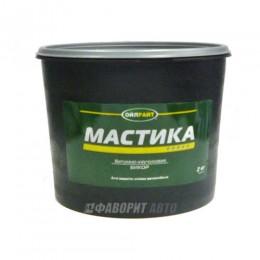 Мастика OIL RIGHT Бикор (пластиковая банка) 2кг. арт.8031
