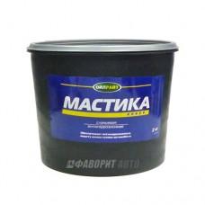 Мастика OIL RIGHT сланцевая (ведро) 2 кг. арт.6100
