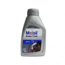 Т/ж  MOBIL  Brake Fluid DOT-4  0.5л
