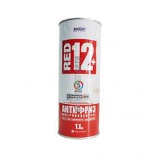 Антифриз XAДO Red 12+ (суперконц) (жест 1,1 кг)