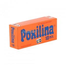 Клеющая масса эпоксидная двухкомпонентная Poxilina 250 гр  (40001)