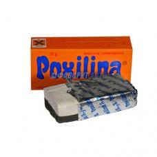 Клеющая масса эпоксидная двухкомпонентная Poxilina 70 гр  (40000)