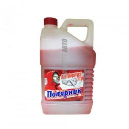 Антифриз ТС Полярник красный   5кг