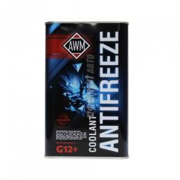 Антифриз ТС  AWM  G-12 красный    4кг  в мет.канистре