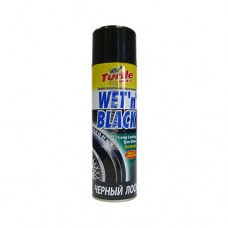 Полироль TW FG6522 <Черный лоск> аэрозоль Wet N Black Aerosol 500 ml  @