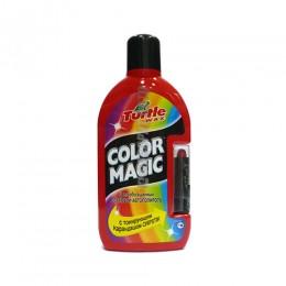 Полироль цветообогащенный TW FG6495/7008 светло-красный Color Magic + LIGHT RED 500 ml  @