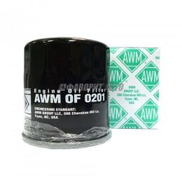 Фильтр масл. AWM OF 0201 TOYOTA