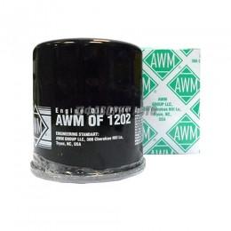 Фильтр масл. AWM OF 1202 RENAULT,NISSAN,MAZDA