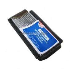 Элемент фильтрующий возд. салон. Ливны 100-1109080 уголь /ВАЗ 2108-2115