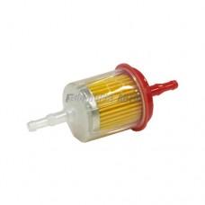 Фильтр топливный LUXE LX-02-T (прямоточный патрубки 6,2/8,3) карбюраторн. ВАЗ,ГАЗ,УАЗ арт. 801