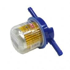 Фильтр топливный LUXE LX-03-T ( с отстойником патрубки 8/8) карбюраторн. ВАЗ,ГАЗ,УАЗ арт. 803