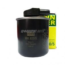 Фильтр топливный MANN WK820/5 #