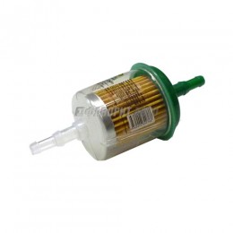 Фильтр OIL RIGHT топливный ORT-02-Т (прямоточный патрубки 6,2/8,3) арт.2801