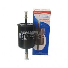 Фильтр топливный ВАЗ-1118.-2123 инжектор/металл. в уп. САЛЮТ(308)