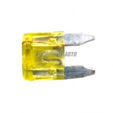 Предохранитель плавкий ножевого типа 20А UNI ДИАЛУЧ 220 [005-20]