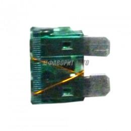 Предохранитель  SCT-9533  ATS 30.0А штекер (миди) 50шт  #