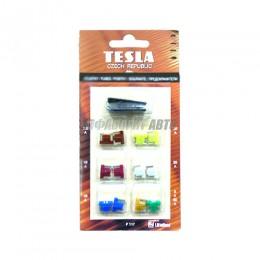Комплект предохранителей mini серия FL 7,5-30 A TESLA [F 117]