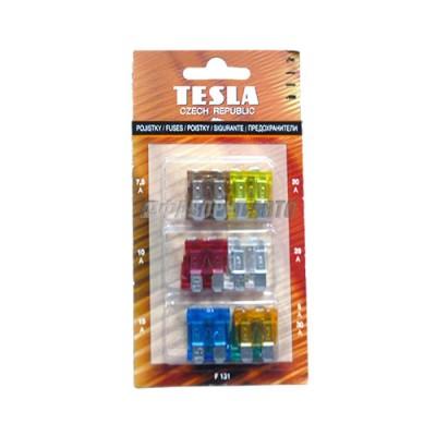 Комплект предохранителей со светодиодами TESLA [ F 131]