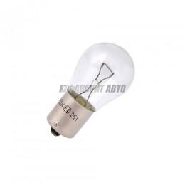 Лампа накаливания AWM  P21W 24V 21W [BA15S]