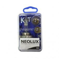 Лампа N472KIT CLK   H4 MIЛампа NI 20X1 KIT H4 (10113080/160814/0014871/1)  @