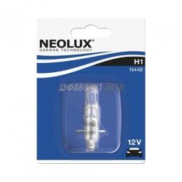 Лампа  H1 55W 12V P14.5S 10XBLI1 NEOLUX [N448-01B]