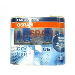 Лампа H4 12V 100/90W P43t  5000К DuoBox OSRAM [62193cbb-HCB]